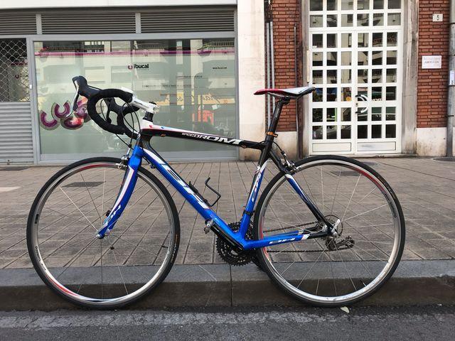 Bicicleta carretera BH Speedrom