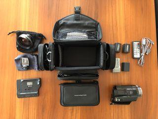 Videocamara Sony HDR-SR8E FullHD 1080