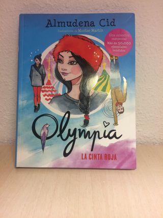 Olympia 4, La cinta roja