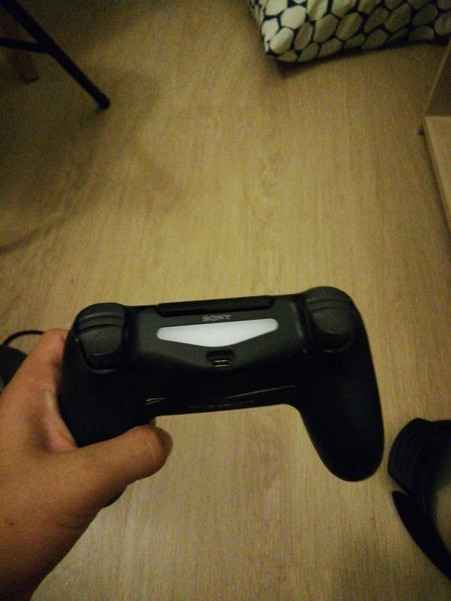 mando ps4 poco usado