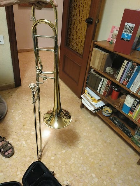 Trombón Tenor Antoine Courtois Modelo: AC280