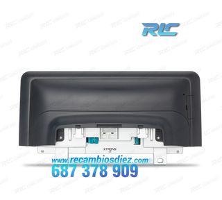 Navegador GPS para BMW Serie 3 y Serie 4 LCD 10,25