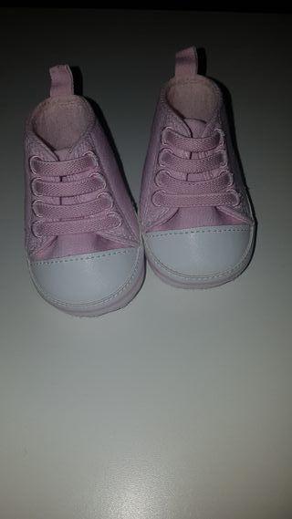 zapatillas bebe 0 3 meses