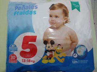 6e8a1288499a Pañales en oferta y promoción en Zaragoza en WALLAPOP
