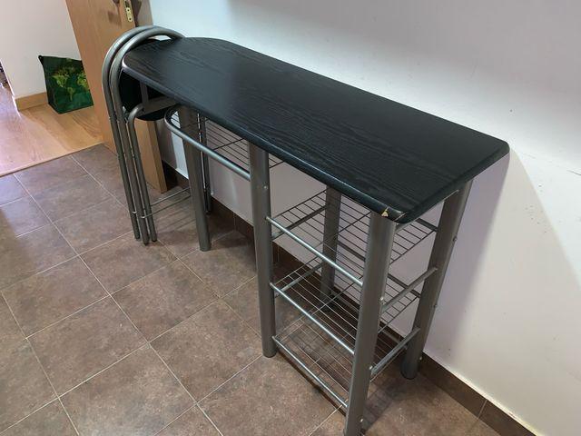 Mesa auxiliar cocina de segunda mano por 40 € en Montgat en ...