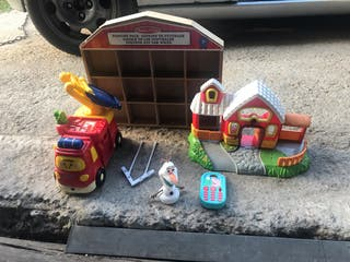 Lote juguetes 3€ TODOS 3€