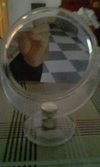espejo de tocador con aumento.2 e
