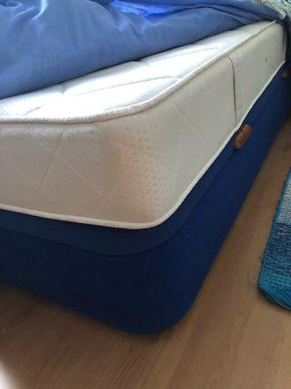Canape colchón flex 90x190