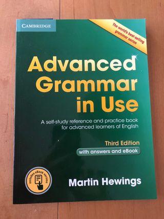 Libro inglés C1/C2