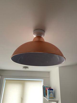 Cooper lamp shade