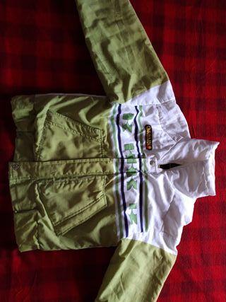 chaqueta Kawasaki Garibaldi