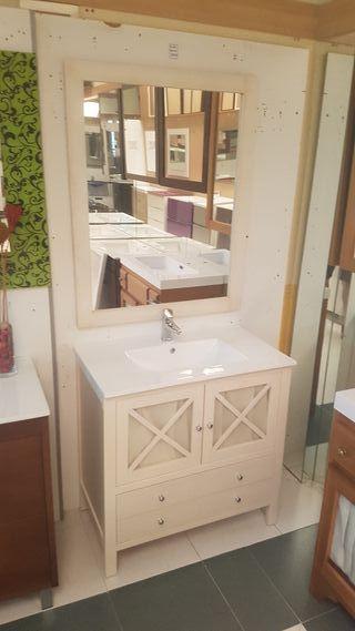 Mueble de baño 80x45 Mod N024