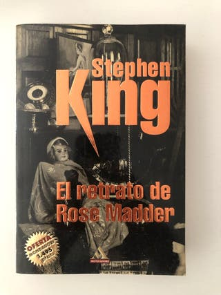 El retrato de Rose Madder - Stephen King