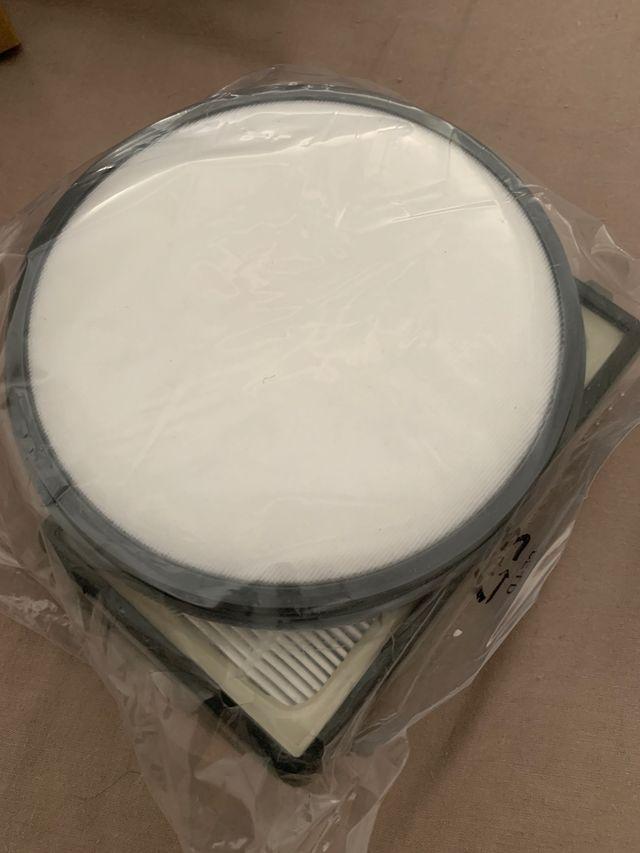 Kit filtro aspiradora