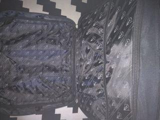 Maletín portátil con ruedas Dunlop 40x40x15cm