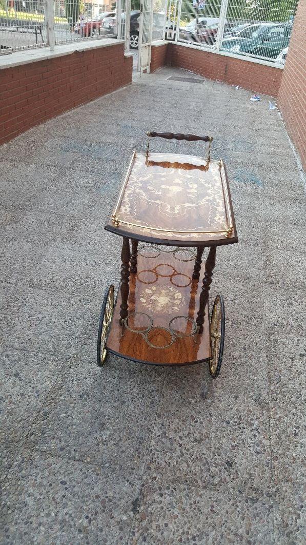 carrito de camarera
