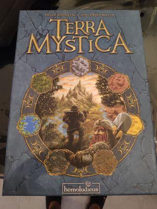 Juego de mesa Terra Mystica