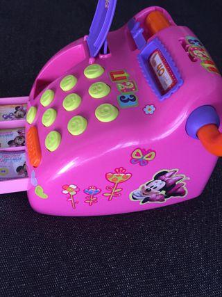 Caja registradora Minnie Mouse