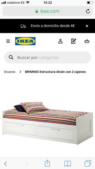 Ikea En Segunda Cádiz Cajones Cama Con De Provincia Mano La PkXuZi