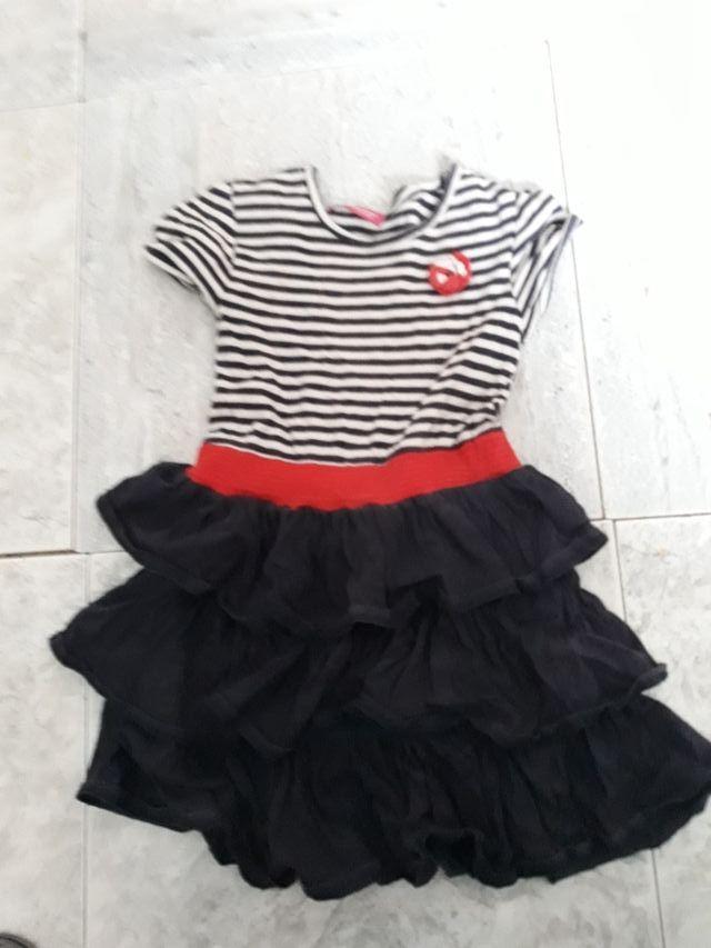 vestido niñ