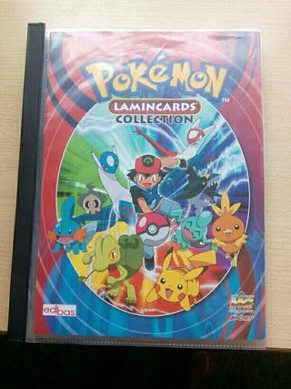 Albun cartas Pokemon