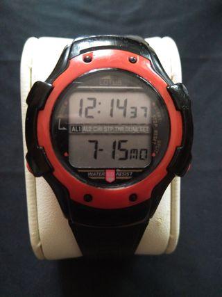 reloj lotus digital
