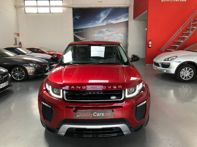 Land Rover Range Rover Evoque DYNAMIC HSE TD4 2017