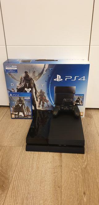 PS4 500Gb + Destiny