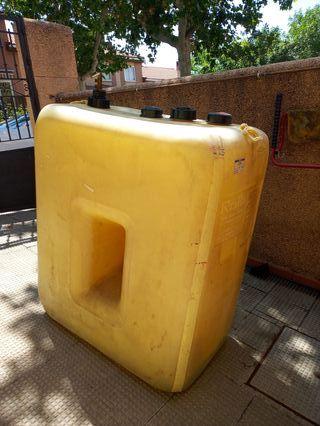 depósito bidón de gasoil de 800 litros