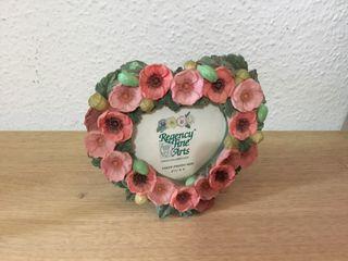 Marco para fotos floral