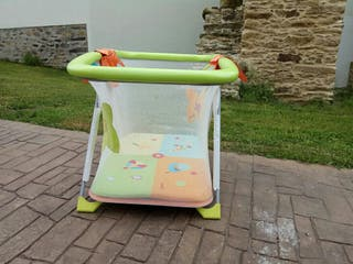 Corralito parque de bebé plegable