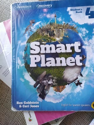 libro ingles 4 eso Smart Planet.Cambrige