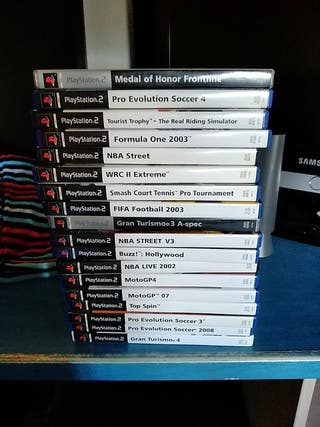 juegos PS2 a 2€
