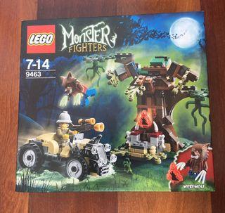 Lego Monster Fighters 9463 PRECINTADO