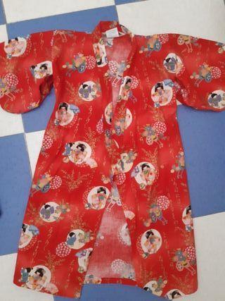 kimono t 7,10 añosaprox
