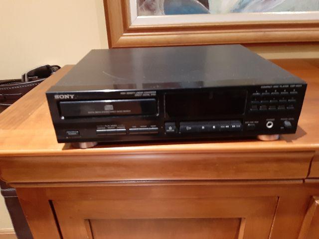 reproductor discos compactos