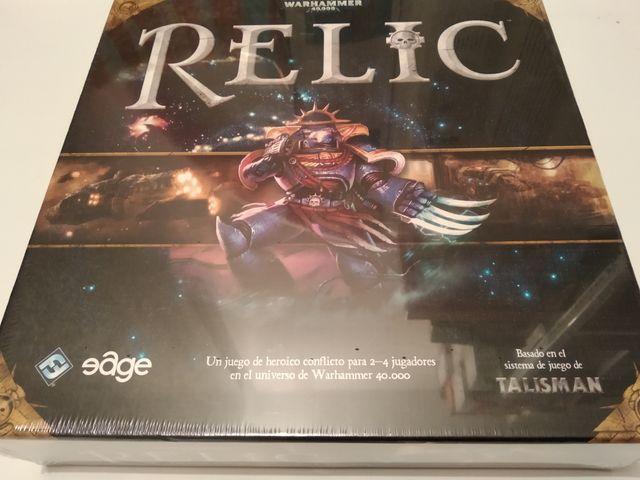 Relic - Warhammer 40000
