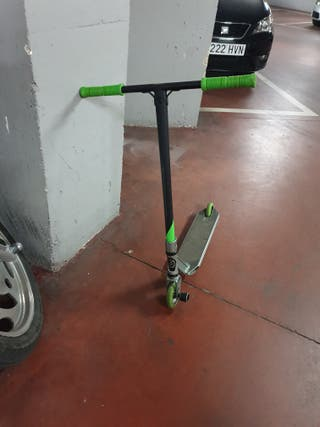 Scooter Oxelo.