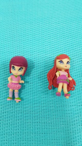 Muñecas Figuras Winx ( 2 Figuras)