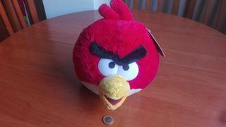muñeco peluche angry birds grande
