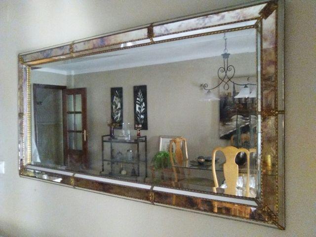 espejo grande salón