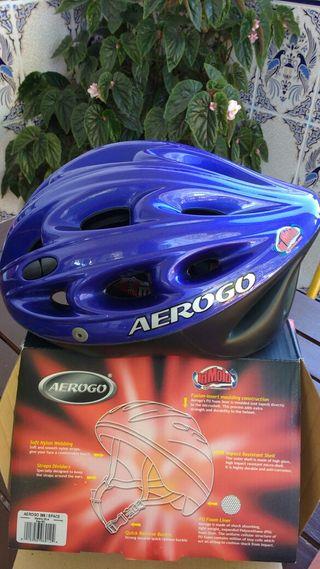 Vendo 2 cascos de bicicleta sin estrenar