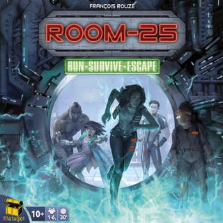 Juego de mesa Room 25
