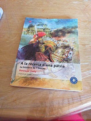 libro lectura A LA RECERCA D'UN PÀTRIA