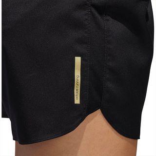 Pantalón corto running adidas, talla S mujer