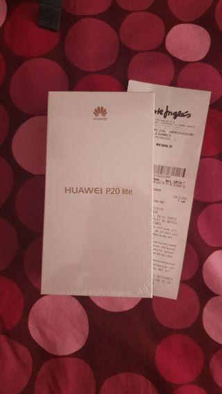 Huawei P20 lite NUEVO+Garantía