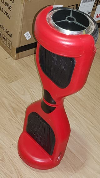 patinete electrico hoverboard 6.5 p rojo