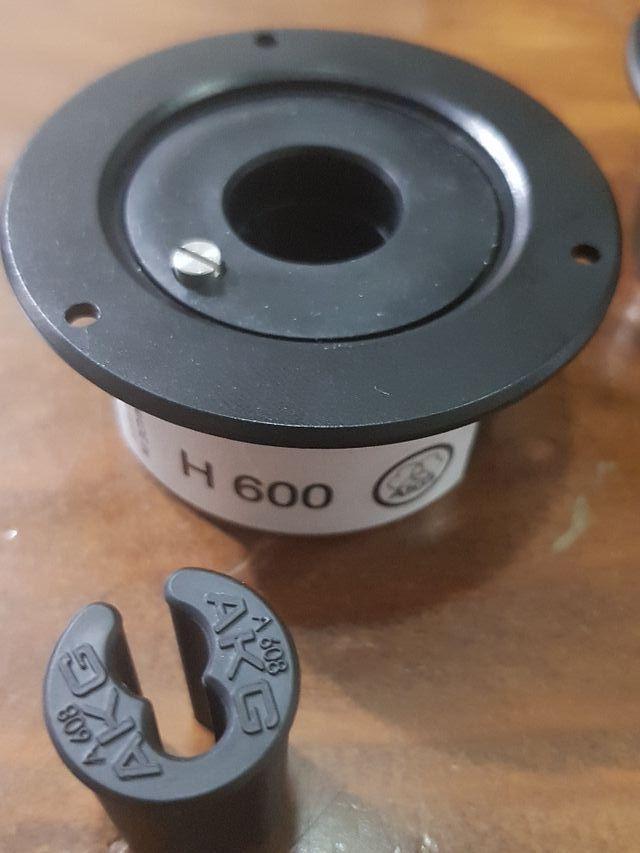 Akg h 600 shockmount