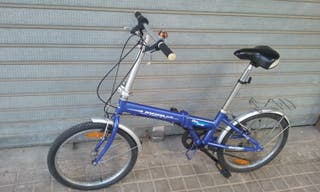 bicicleta plegable urban Life .