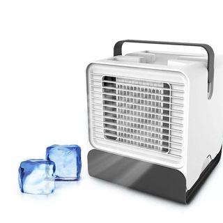 Aire acondicionado portátil - humificador
